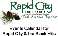 Rapid City Events Calendar