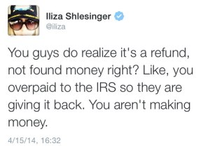 Iliza_TaxRefund